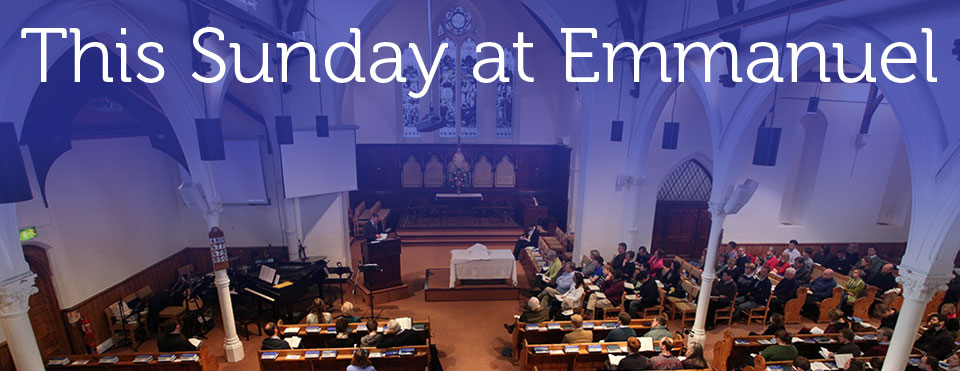 10:30am Morning Service -  How to spot a true apostle II : 2 Corinthians 12:11-21 6pm Evening Service - God's Dwelling Place : Ephesians 2:11-22  to book... bookings@emmanuelwimbledon.org.uk Click for livestream